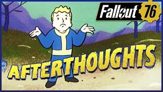 Baixar FALLOUT 76 ⚙️ AFTERTHOUGHTS