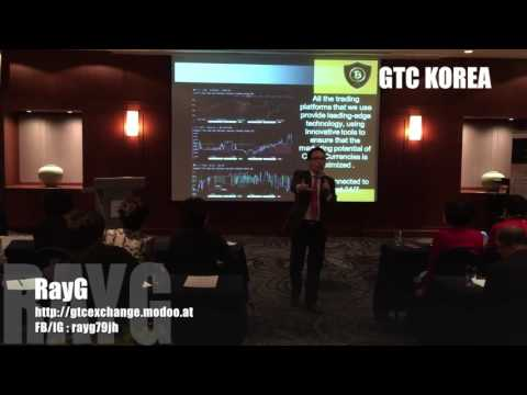 Global Trading Club Korea Seminario - Team Bitcoin Global Business