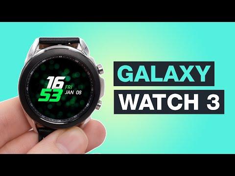 Samsung Galaxy Watch 3 Review - Wie gut ist sie wirklich? Unser Testeindruck - Testventure - Deutsch