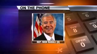 U.S. Rep. Nick Rahall, D-W.Va.,Reacts To End Of Government Shutdown