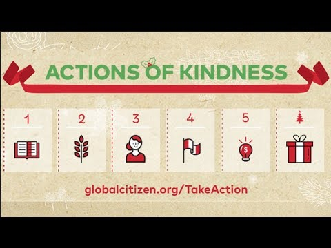Actions of Kindness: 2017