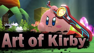 Smash 4 Kirby Guide: Art of Kirby