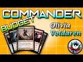 "Olivia Voldaren ""Budget"" Vampire Tribal EDH/Commander Deck Tech for Magic: The Gathering - MTG!"