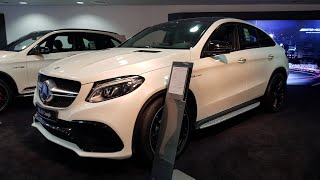 Mercedes GLE43 AMG review (Urdu)