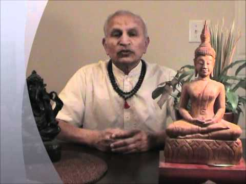 Yogi Shanti Desai explains the purpose of Hatha Yoga.wmv