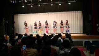 2016/3/19 東京総合美容専門学校 7Fホールで行われた原宿ステージAのミ...
