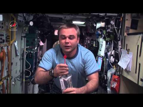Урок из космоса.Физика невесомости