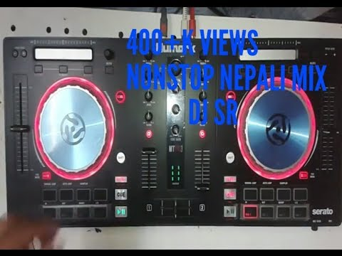 nonstop nepali hits mix(DJ SR )2016
