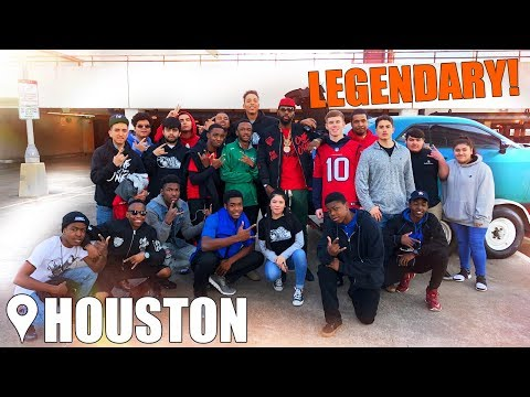 HELLCAT HOOLIGANS TOUR WITH TALLGUYCARREVIEWS: DAY 4  Houston was historical