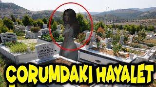 Çorumda Mezarlıkta Ağlayan Kızı Bulduk !!!