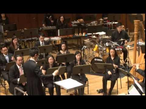 "HK Professional Winds - Bernstein's ""West Side Story"""