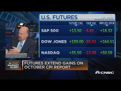 Dispiriting notion that the year's over is a mistake, says Jim Cramer