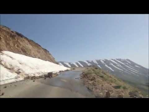 Travel through Mountains in Lebanon
