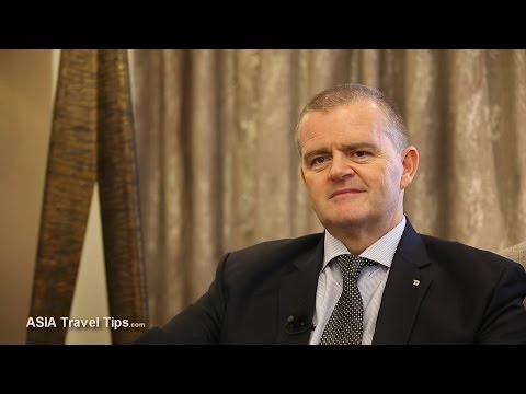 Dusit Thani Manila Interview with GM, Bruno Cristol - HD (Jan 2016)