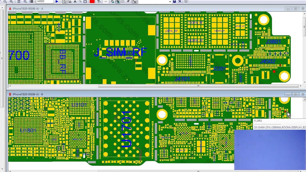 free shipping 1e2bb 5ca4c iPhone 7 Backlight Filter Repair