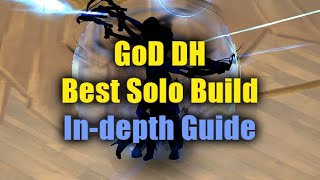 In-depth GoD Demon Huฑter Guide - BEST DH BUILD for EVERYTHING! - Solo up to GR145+