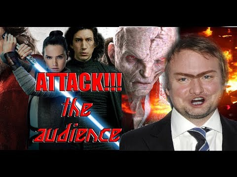 Rian Johnson's Preemptive Justification of Star Wars 8: The Guardians Of The Galaxy