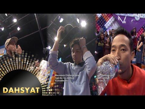 Mannequin Challenge Bareng Host Dan Kru Dahsyat Serta The Overtunes [DahSyat] [18 Nov 2016]