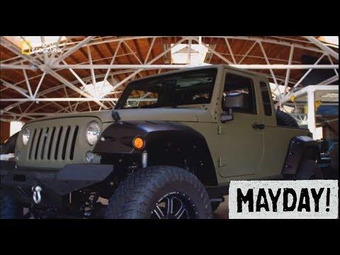 Supercar, Macchine da sogno: Jeep Wrangler