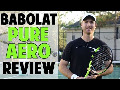 BABOLAT PURE AERO RACKET REVIEW
