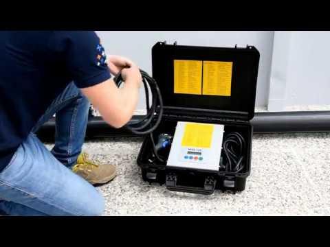 MSA 125 - Handy Electrofusion Equipment - GF Piping Systems - English