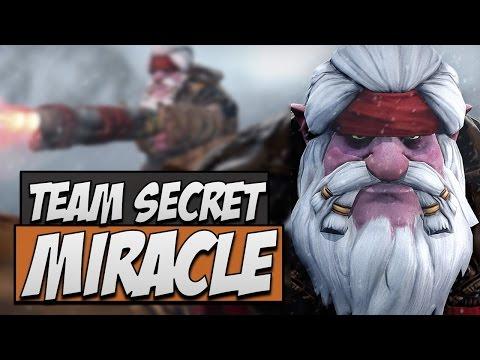 Road to Kiev Major   Liquid.Miracle Sniper VS Team Secret