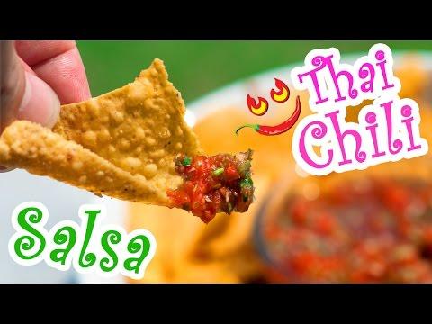 How to Make Salsa Recipe