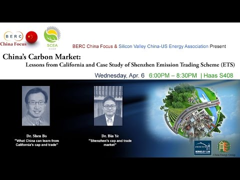 BERCshop: China's Carbon Market
