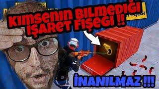 İŞARET FİŞEĞİ BULUNDU !!! - PUBG Mobile