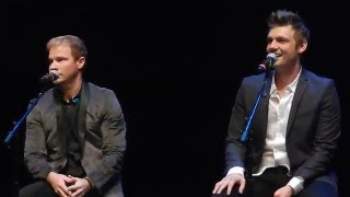 BSB Cruise 2016 - Acoustic Concert - Drowning