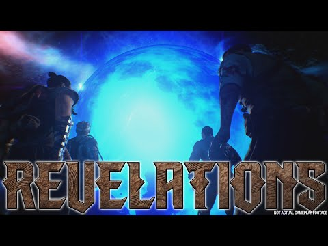 "BLACK OPS 3 ZOMBIES ""REVELATIONS"" DLC 4 GAMEPLAY TRAILER! (BO3 Zombies Official Trailer)"