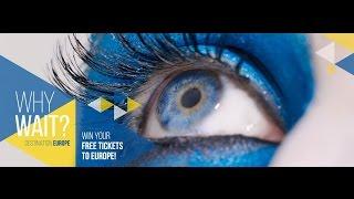 Destination Europe Ambassador video - Exciting Lifestyle