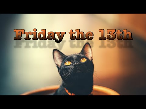 Friday the 13th (Adele Parody)   Young Jeffrey's Song of the Week