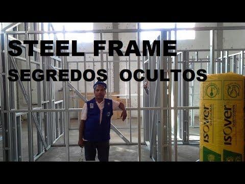 Steel Frame Segredos Ocultos