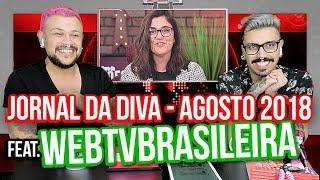Baixar JORNAL DA DIVA | Áudio da Anitta sobre Pabllo, Assédio com Ariana Grande | Diva Depressão