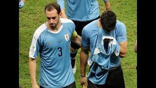 Copa America : Luis Suarez rate son tir au but, l'Uruguay est éliminé !