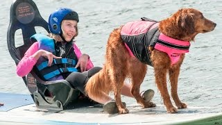 Surf Dog Ricochet Docu-Series: Kids With Special Needs