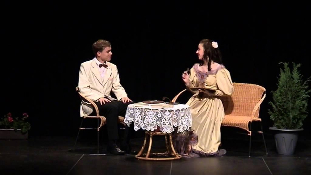 Ideální manžel v Divadle J.K.Tyla