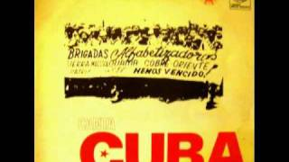 Canta Cuba libre, QUE LINDA ES CUBA. Canzoniere Internazionale 1972