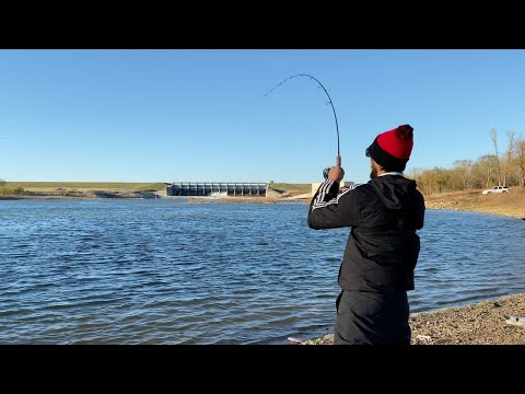 FRESH WATER ULTRA LIGHT FISHING - Trinity River TEXAS