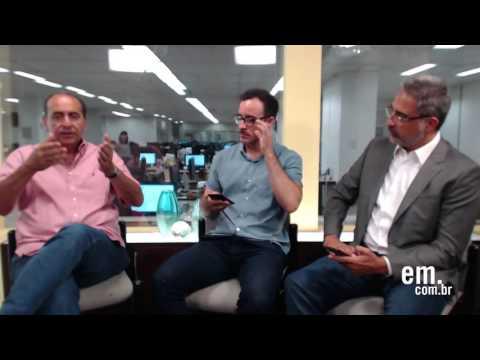 Estado de Minas - Entrevista com o candidato Alexandre Kalil PHS