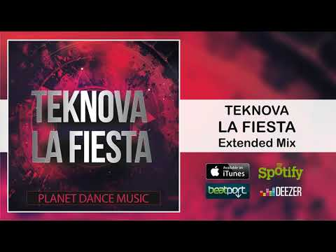 Teknova - La Fiesta (Extended Mix)