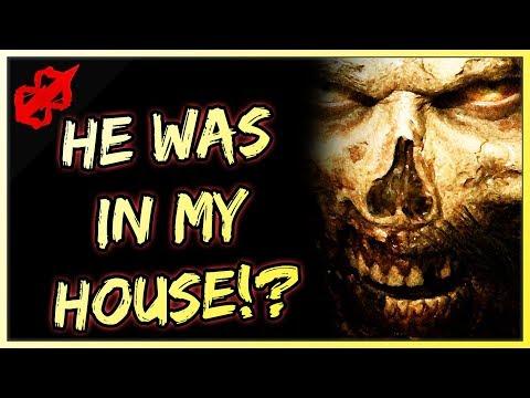 1 True Disturbing Horror Story - House Break In Story - Something Scary!!