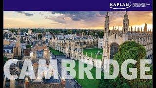 Learn English in Cambridge | Kaplan International Languages