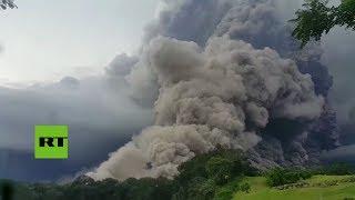 La erupción del volcán de Fuego en Guatemala deja decenas de muertos thumbnail