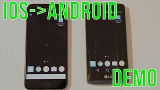 How to Control Your Android Phone from Another Device (Android/iOS/Mac/Windows) - Remote Access Demo