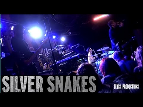 SILVER SNAKES Live at CLUB XS 10/20/2016