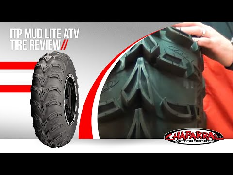 ITP Mud Lite ATV Tire Review | ChapMoto.com