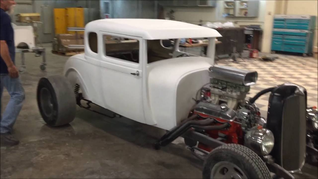 1929 Ford Model A Coupe - YouTube