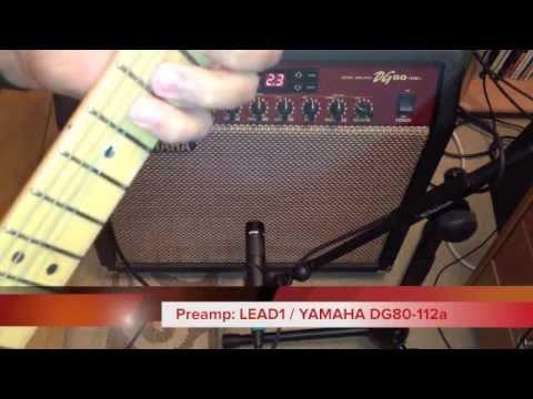 Solid State Amp Yamaha Vs Tech